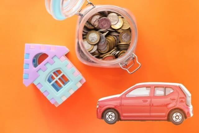 Asunto- ja autolainojen yhdistäminen